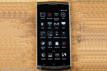 Smartphone 'nhai' Vertu, RAM 3 GB, gia gan 4 trieu dong - Anh 19