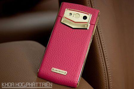 Smartphone 'nhai' Vertu, RAM 3 GB, gia gan 4 trieu dong - Anh 22