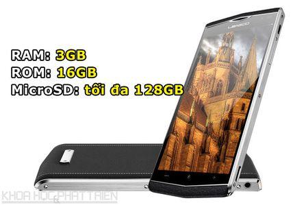Smartphone 'nhai' Vertu, RAM 3 GB, gia gan 4 trieu dong - Anh 2