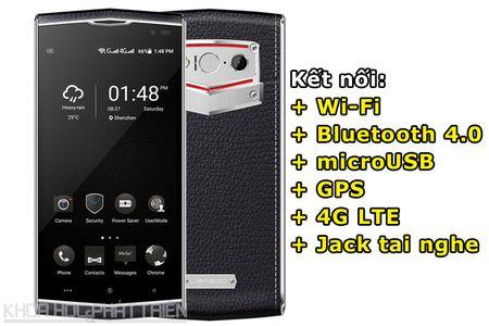 Smartphone 'nhai' Vertu, RAM 3 GB, gia gan 4 trieu dong - Anh 3