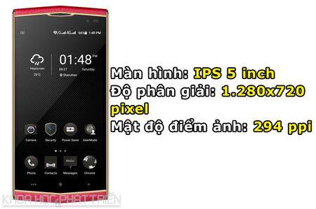 Smartphone 'nhai' Vertu, RAM 3 GB, gia gan 4 trieu dong - Anh 4