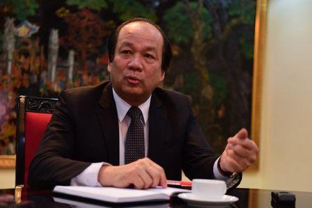 Bo truong Mai Tien Dung: Lam viec bang cai tam, khong 'danh vong' - Anh 1