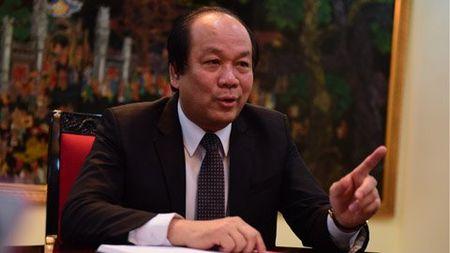 Bo truong Mai Tien Dung: Lam viec bang cai tam, khong 'danh vong' - Anh 2