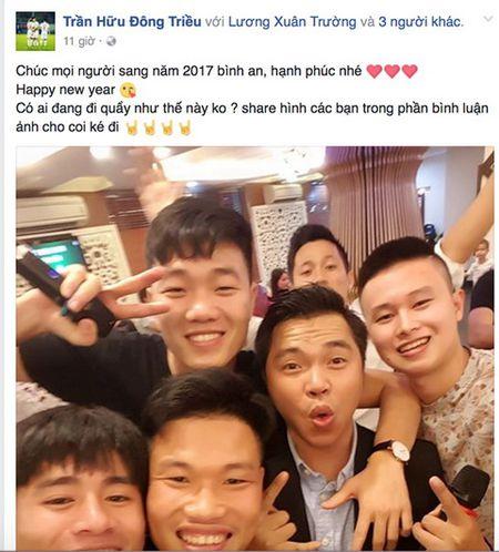 'Tram kieu' chuc mung nam moi cua sao bong da Viet - Anh 7