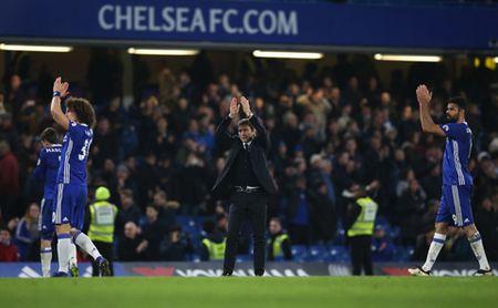 THONG KE: Chelsea la doi bong qua nguoi hay hon Barca va hay nhat chau Au - Anh 1