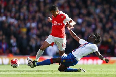 Arsenal - Crystal Palace: Ban ha 'Dai bang' - Anh 1