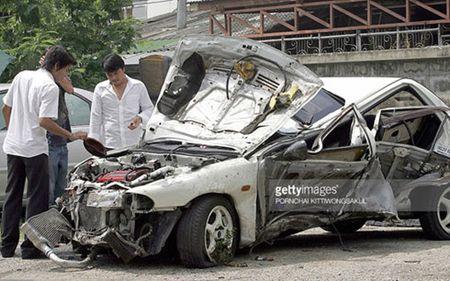 199 nguoi chet vi tai nan giao thong o Thai Lan trong dip nam moi 2017 - Anh 1