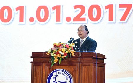Thu tuong du le ky niem 'Binh Duong 20 nam phat trien' - Anh 2