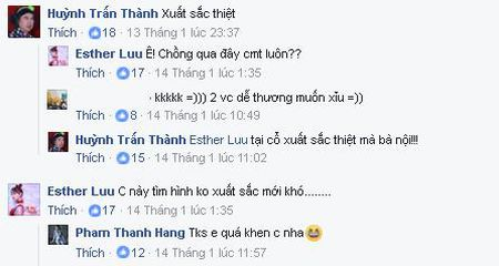 Hari Won ung ho Tran Thanh khen nguoi dep: Loi kep - Anh 2