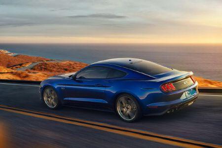 Ford Mustang 2018: Thiet ke moi, hop so 10 cap - Anh 6