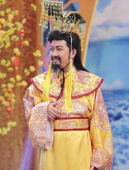 Truong Giang bat ngo hoa Ngoc Hoang dem giao thua - Anh 1
