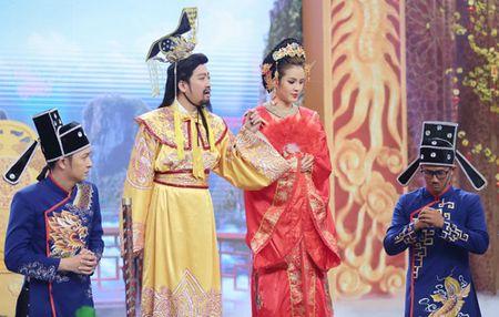 Truong Giang bat ngo hoa Ngoc Hoang dem giao thua - Anh 2