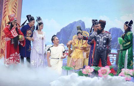 Truong Giang bat ngo hoa Ngoc Hoang dem giao thua - Anh 7