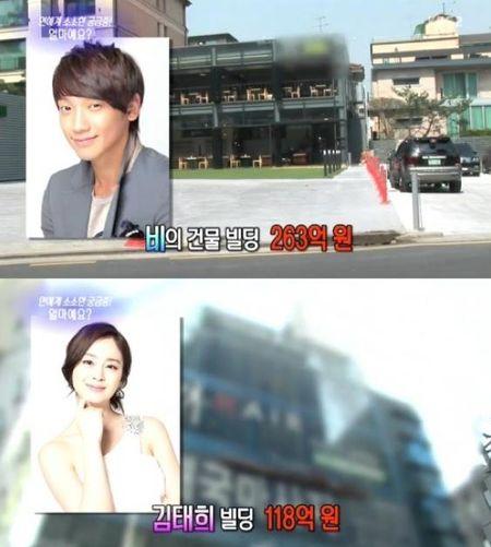 Khong the tin noi so tien dam cuoi cua Bi Rain – Kim Tae Hee - Anh 7