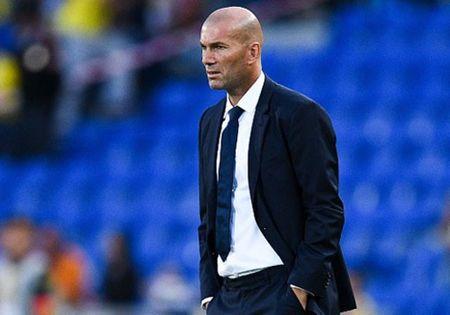 HLV Zidane noi gi sau tran thua soc cua Real truoc Celta Vigo? - Anh 1