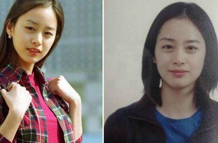 Ngam Kim Tae Hee xinh dep thuo hoc sinh - Anh 1