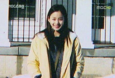 Ngam Kim Tae Hee xinh dep thuo hoc sinh - Anh 5