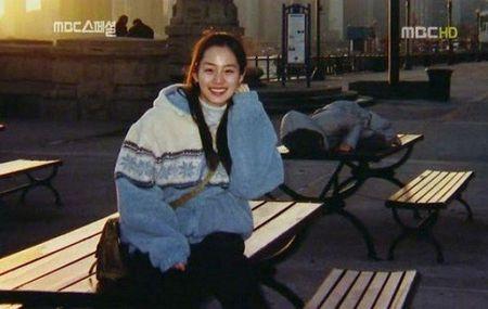 Ngam Kim Tae Hee xinh dep thuo hoc sinh - Anh 7