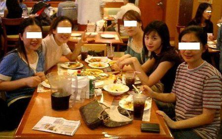 Ngam Kim Tae Hee xinh dep thuo hoc sinh - Anh 9