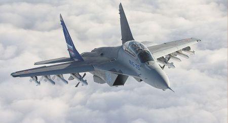 MiG qua quyet se bay thu tiem kich MiG-35 trong thang nay - Anh 1