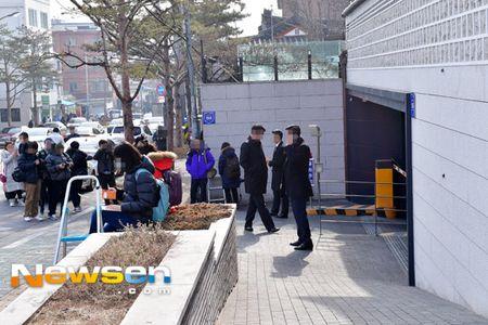 An ninh that chat trong dam cuoi Bi Rain va Kim Tae Hee - Anh 2