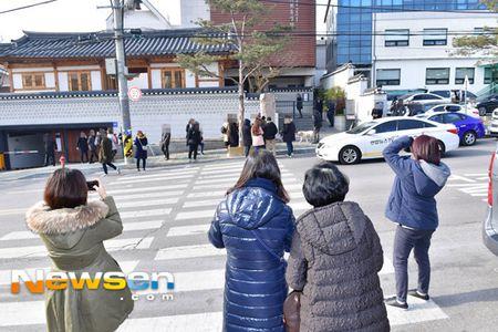 An ninh that chat trong dam cuoi Bi Rain va Kim Tae Hee - Anh 5