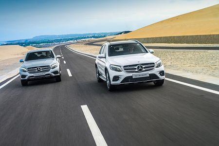 Mercedes-Benz tieu thu hon 2 trieu xe trong nam 2016 - Anh 2