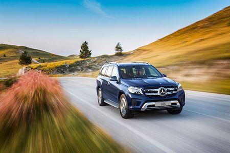 Mercedes-Benz tieu thu hon 2 trieu xe trong nam 2016 - Anh 3