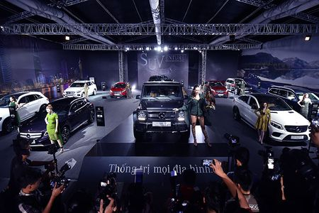 Mercedes-Benz tieu thu hon 2 trieu xe trong nam 2016 - Anh 5