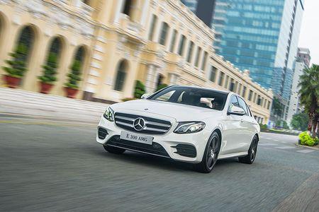 Mercedes-Benz tieu thu hon 2 trieu xe trong nam 2016 - Anh 7