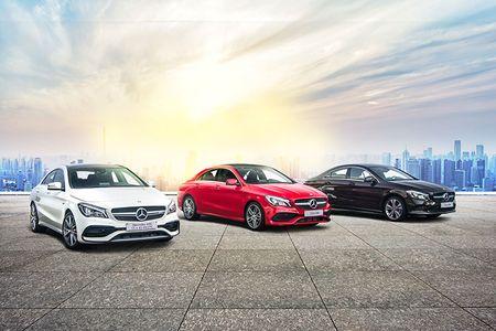 Mercedes-Benz tieu thu hon 2 trieu xe trong nam 2016 - Anh 8