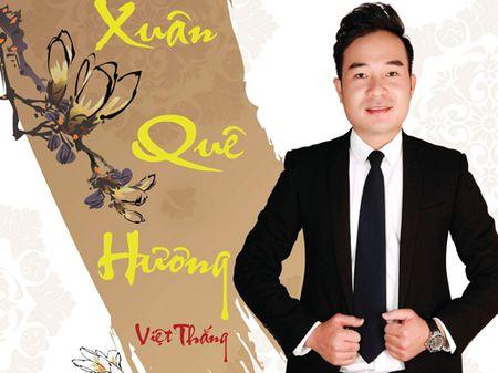 Ca si Viet Thang ra mat MV Xuan dam chat dan gian - Anh 1