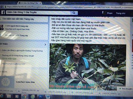 Nha thuoc Hoang Trung Duong bi 'to' loi dung hinh anh luong y noi tieng, lua dao nguoi benh - Anh 2