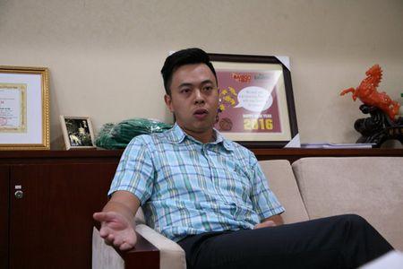 Sabeco cong bo nguoi thay the vi tri cua ong Vu Quang Hai - Anh 1