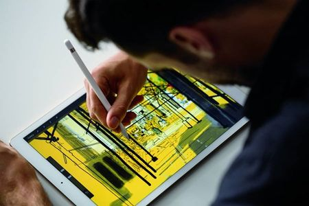 Apple Pencil the he moi se trang bi nam cham? - Anh 1
