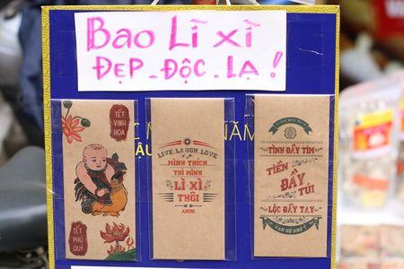 Gioi tre 'phat sot' vi bao li xi dep, doc, la - Anh 3