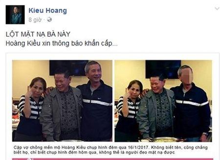 Hoang Kieu lien tuc tung bang chung bao ve Ngoc Trinh trong vu ban sieu sim - Anh 2