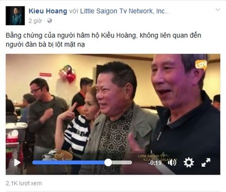 Hoang Kieu lien tuc tung bang chung bao ve Ngoc Trinh trong vu ban sieu sim - Anh 3
