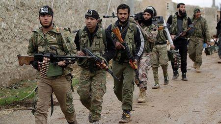 Tinh hinh Syria: My tang cuong tha du vu khi cho phien quan doi lap - Anh 1