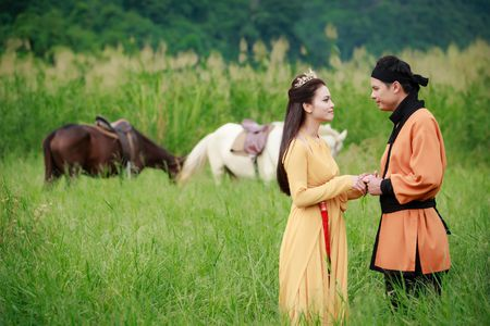Pham Phuong Thao ke chuyen tinh doi minh trong MV dep nhu tranh - Anh 5