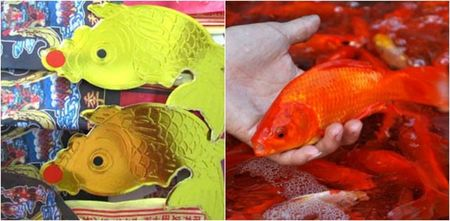 Cung ong Cong, ong Tao: Cach chon mua ca chep dung, chuan khong phai ai cung biet - Anh 2