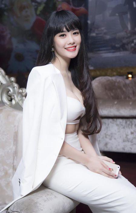 Nhan sac dan my nam, my nu 'bo' Khac Tiep, xa Ngoc Trinh - Anh 4