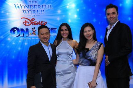 Soc: The gioi dieu ky Disney On Ice chuan bi do bo vao Sai Gon - Anh 2