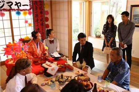 Phim truyen quay o Nhat lan dau len song VTV dac biet - Anh 2