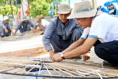 Duong hoa Nguyen Hue da hoan thanh 90% - Anh 4