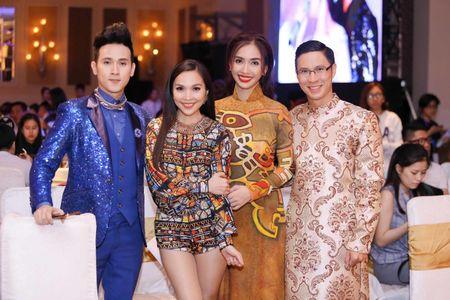 Ai Phuong rang ro ben dan sao Viet tai hoi xuan van nghe si 2017 - Anh 4