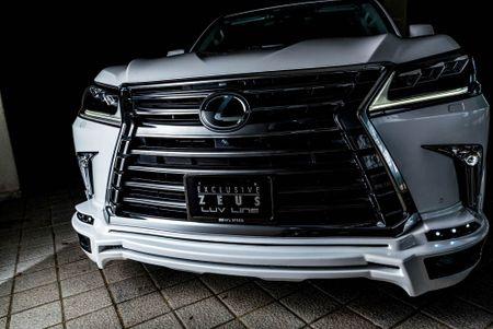 Ban do Lexus LX570 ZEUS dep tinh te cua MZSpeed - Anh 12