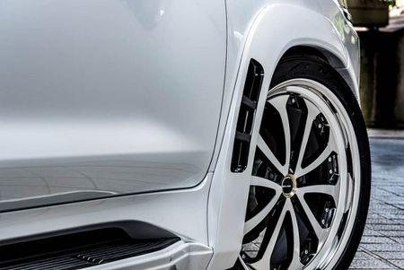 Ban do Lexus LX570 ZEUS dep tinh te cua MZSpeed - Anh 16