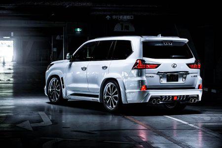 Ban do Lexus LX570 ZEUS dep tinh te cua MZSpeed - Anh 2