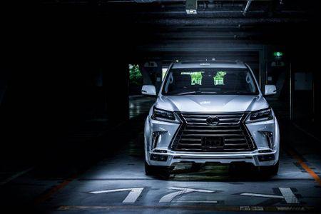 Ban do Lexus LX570 ZEUS dep tinh te cua MZSpeed - Anh 3